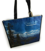 Book Bag - Crater Lake & Oregon Caves
